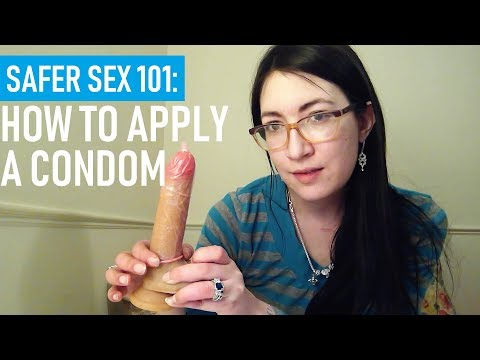 How To Use A Condom & How To Apply A Condom With Your Mouth - Sex Worker