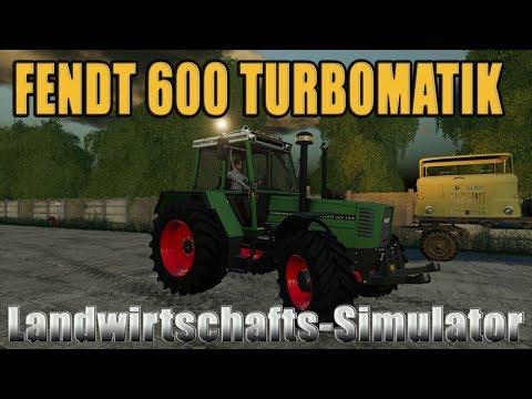Fendt 600 turbomatik e v1.0.0.0