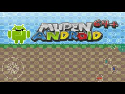 mupen64plus ae (n64 emulator) 2.4.4 apk
