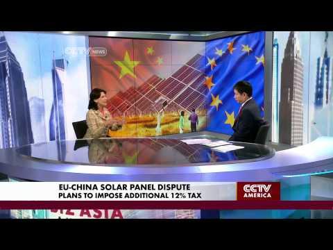 Paula Stern on EU-China Solar Panel Dispute
