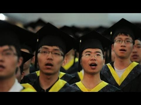 China's Graduates Want to Work in Startups