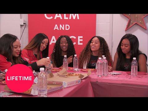 Bring It!: Bonus - A Dancing Dolls Pizza Party (Season 5, Episode 3) | Lifetime