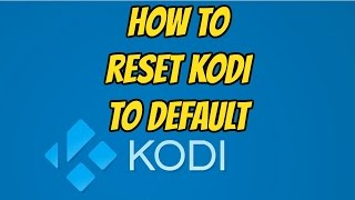 In this video I'll go through the steps on how to do a factory reset  for Kodi. This delete everything you've installed and will give you a fresh copy of Kodi to work with.Installation Guide starts at 4:35.  Repo Link - http://fusion.tvaddons.aghttp://askabouttech.com/reset-kodi-factory-default/