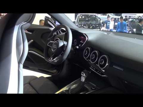 Audi TT Coupe 2.0 TFSI thế hệ mới ra mắt, giá từ 1,78 tỷ đồng