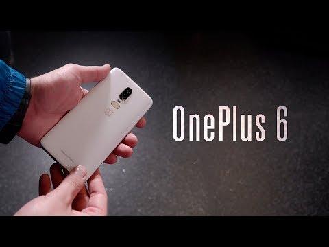 Знакомство с OnePlus 6