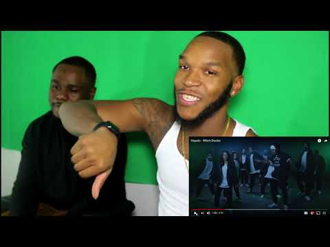 Hopsin - Witch Doctor REACTION