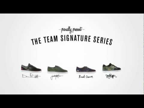 HUF   Holiday 2012   Team Signature Colorway Series