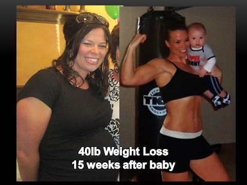 LOSE WEIGHT AND GET SLIM ARMS AFTER PREGNANCY – MOMMY & BABY WORKOUT