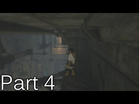 MORE STONE SOLDIERS! | Whatcha' Playin | The Last Guardian | Part 4