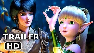 Nonton Throne Of Elves Official Trailer  2018  Animation Movie Hd Film Subtitle Indonesia Streaming Movie Download