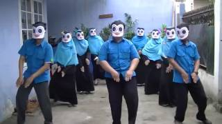 Senam Pinguin Versi MIDI