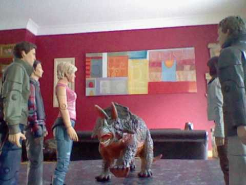 Primeval figure storys series 1 episode 1
