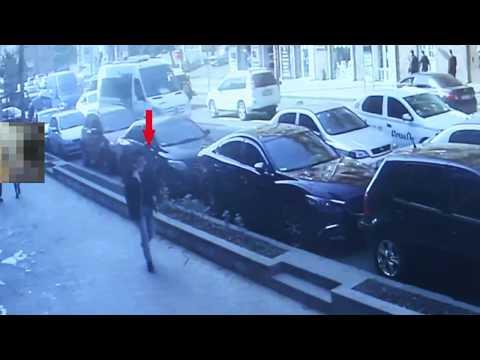 Գողություն` ավտոմեքենայի սրահից (տեսանյութ, լուսանկարներ)