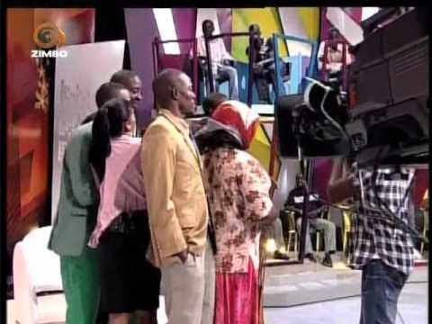 Os Tuneza -Reportagem doida(Zimbando)