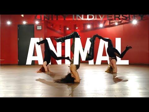Trey Songz   Animal   Choreography - Michelle JERSEY Maniscalco