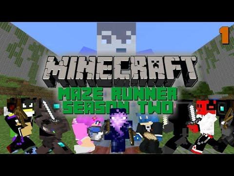 Minecraft Maze Runner Season 2 Episode 1 The Return