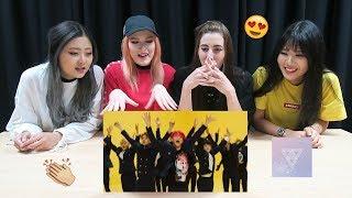 Video [MV REACTION] CLAP (박수) - SEVENTEEN | P4pero Dance MP3, 3GP, MP4, WEBM, AVI, FLV Juni 2018