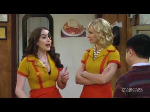 2 BROKE GIRLS   Season 4   Bloopers