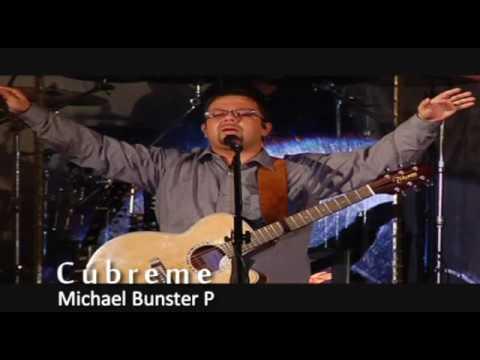 Cúbreme en Vivo - Michael Bunster (grabación CD)