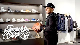 Video Isaiah Thomas Goes Sneaker Shopping With Complex MP3, 3GP, MP4, WEBM, AVI, FLV Januari 2018