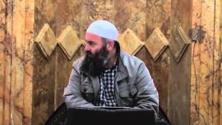 204. Pas Namazit të Sabahut - Madhërimi i shejtërive të muslimanëve - Hadithi 233 pj 1