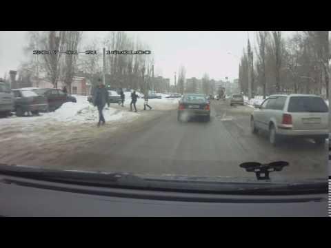 Воронежский пешеход