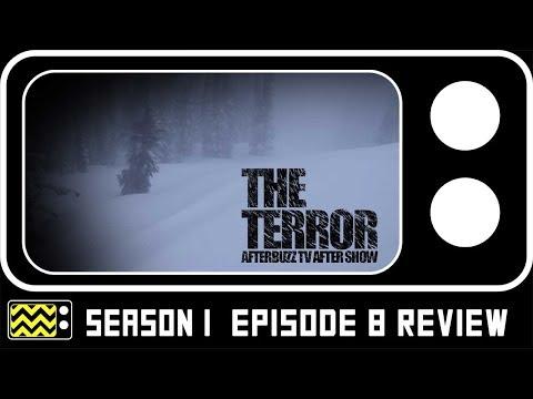 The Terror Season 1 Episode 8 Review w/ David Kajganich | AfterBuzz TV