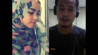 Opick - rapuh cover gsb fatinaf5 feat pipunj smule