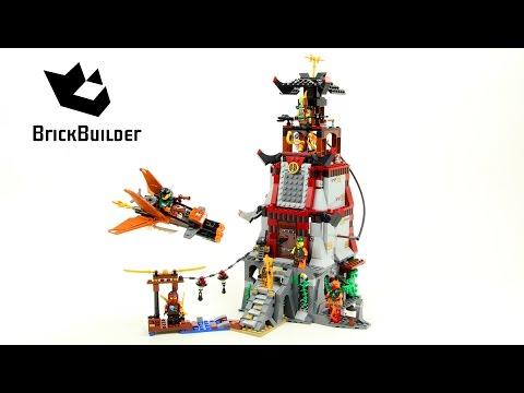 Vidéo LEGO Ninjago 70594 : L'attaque du Phare