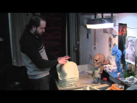 aprendiendo a hacer moldes con Juan Matias Riera
