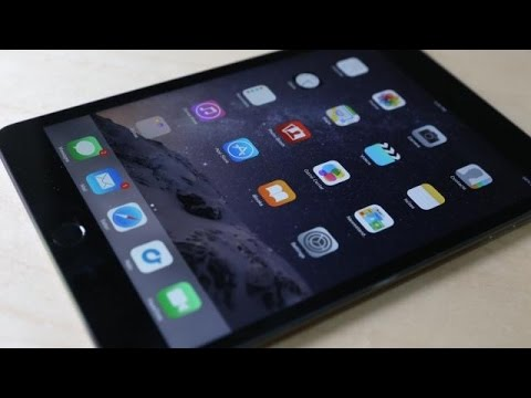 new ipad review - Apple's iPad mini 3 is one of two new tablets launched last week at a special event in Cupertino, and it is definitely the one that got the least attention from Apple's product development...