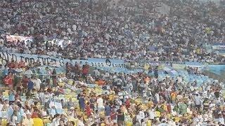Video Festa Argentina no Maracanã - Fiesta de Hinchada Argentina en Maracanã - Argentine Fans at Maracanã MP3, 3GP, MP4, WEBM, AVI, FLV Juni 2018