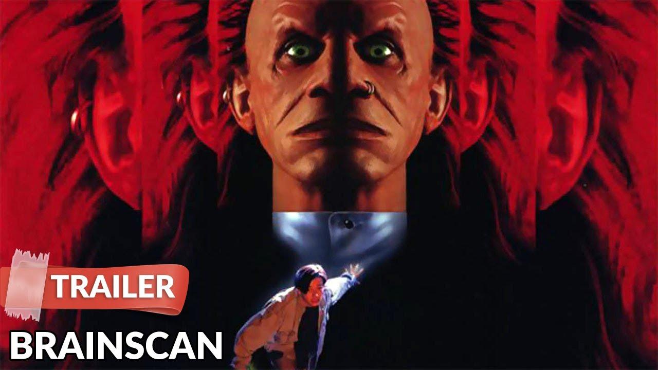 Brainscan 1994 Trailer | Edward Furlong | Frank Langella