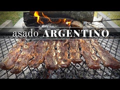 Intento un Asado estilo Argentino   La Capital