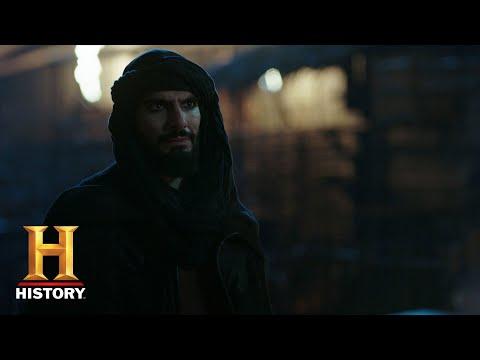 Knightfall: Who Is Rashid? (Season 1) | History