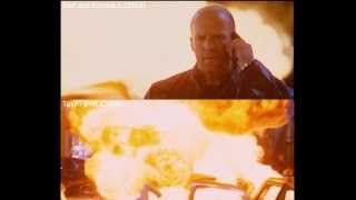 Nonton Fast & Furious  Han's Death Comparison (Dokyo Drift / Fast & Furious 6) Film Subtitle Indonesia Streaming Movie Download