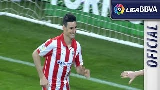 Highlights Athletic Club (3-0) Málaga CF - HD
