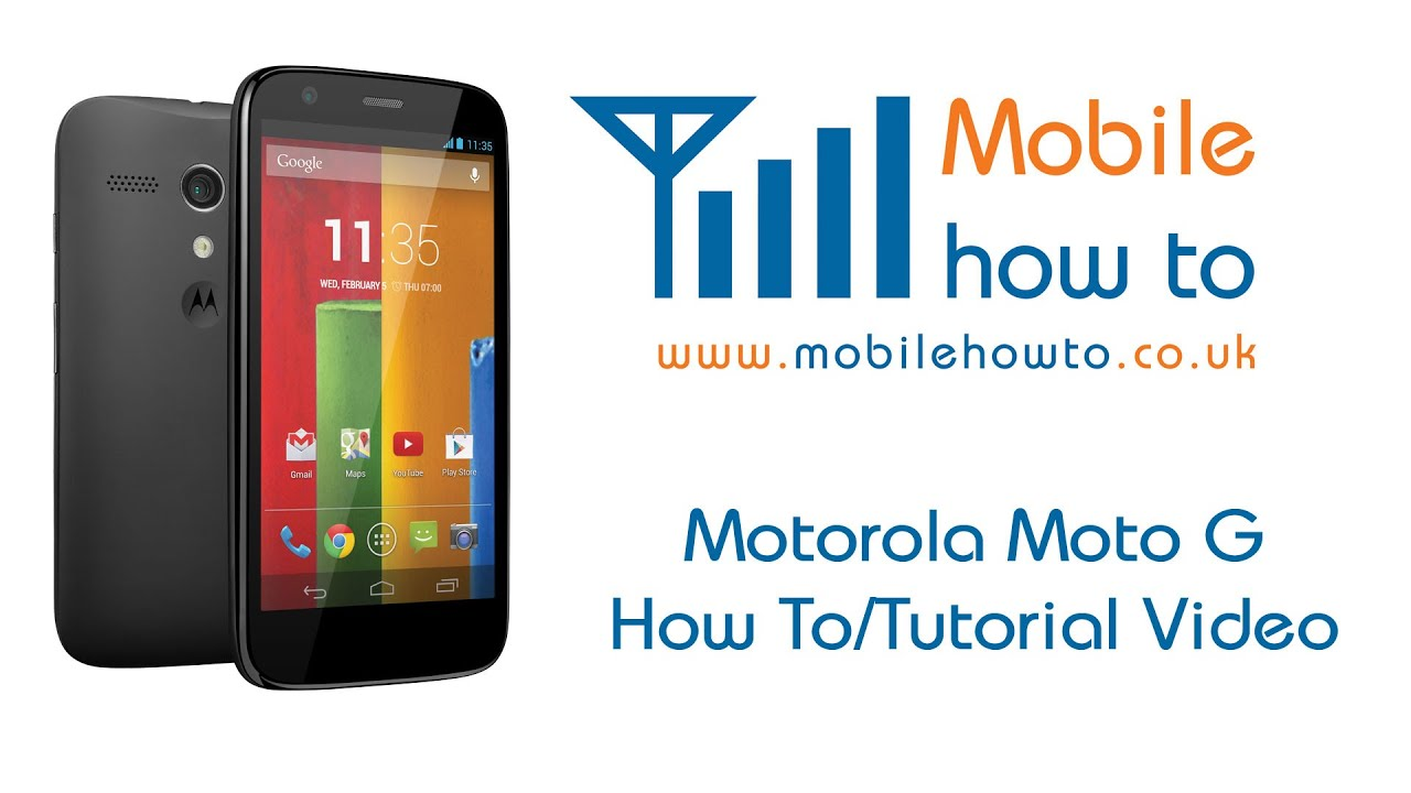 Descargar How To Removing/Deleting Apps On The Home Screen – Motorola Moto G para Celular  #Android