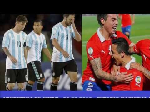High Light Final Argentina Vs Chili 2016
