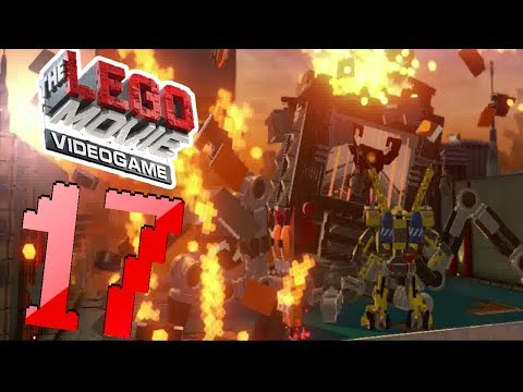 LEGO - Let's Play The Lego Movie Videogame [Deutsch/Blind/Wii U Version/Full HD] Part 17: The Final Showdown ▻ Meinen Kanal abonnieren: http://goo.gl/440Rdg ▻ Facebook Fanpage: http://goo.gl/7P3atL...