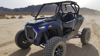 7. 2018 POLARIS RZR XP TURBO S FIRST RIDE IT REALLY IS A BEAST!!!!!!