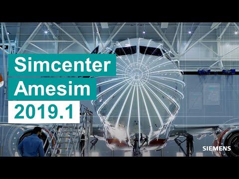 Simcenter Amesim permet de simuler les performances des systèmes mécatroniques