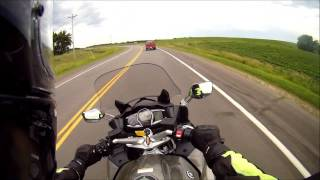 5. 2013 Yamaha FJR1300A Test Ride