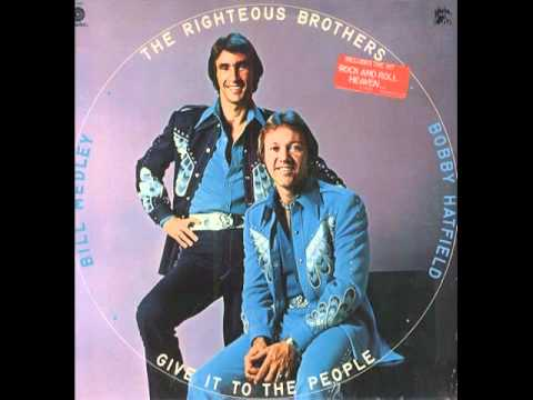 Tekst piosenki Righteous Brothers - Give It To The People po polsku