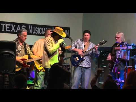 Roadhouse Blues - Kelly O'Shea, Junior Clark, Jackie Don Loe, Danny Sanchez, Robert Ware, Roger Privitt and JW Dubber Hammett
