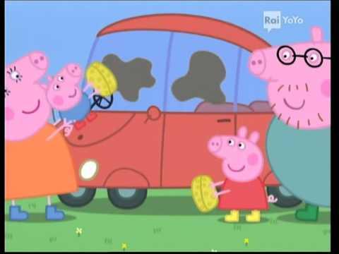 Insieme al simpatico video del cartone della nuova macchina di papà pig oggi vi proponiamo un video di peppa pig […]