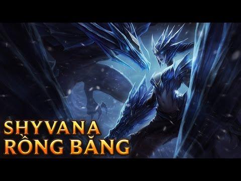 Shyvana Rồng Băng - Ice Drake Shyvana