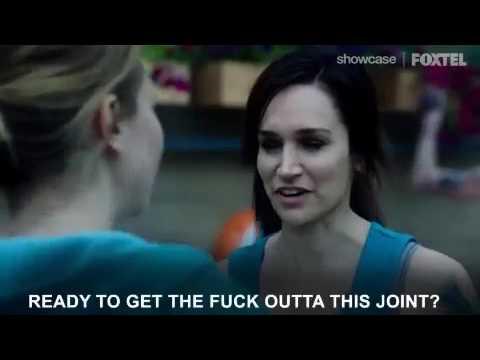 Wentworth Season 5 Episode 9 Franky & Allie Subtitles