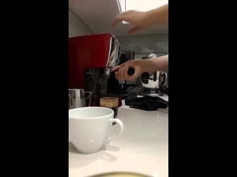 Gaggia Evolution Double Espresso