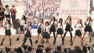 Download Lagu 170910 프리스틴 '위 라이크' 직캠 PRISTIN 4K fancam - WE LIKE (코엑스 팬사인회) by Spinel Mp3